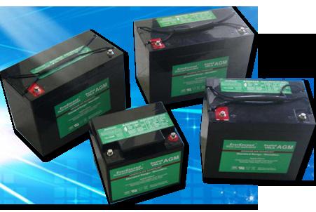 AGM аккумуляторы нового поколения EverExceed серии ST