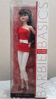 Коллекционная кукла Барби Базовая модель /Barbie Basics Model №3 Collection RED, фото 6