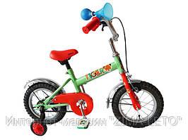 ХВЗ Велосипед TIGER 58 (Зеленый)