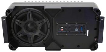 "Сабвуфер в машину підсилювач звуку 8"" Boschmann EXP-804P 600W потужний сабвуфер автозвук в машину бошман"