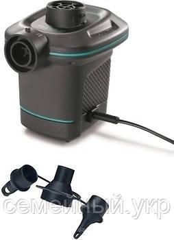 Насос электрический для надувных изделий Intex 66640, фото 2