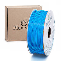 ABS/АБС пластик голубого цвета Ø1.75мм для 3D принтера, 3D ручки 300м (750г), 400м (1кг)  от Plexiwire