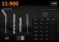 Набор для восстановления резьбы М5, NEO 11-900
