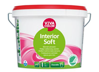 Viva Color Interior Soft А 0,9 л Водно-дисперсионная краска для стен cовершенно матовая