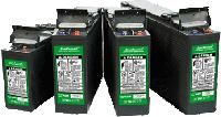 Аккумуляторные батареи фронт-терминального исполнения EverExceed серии FT