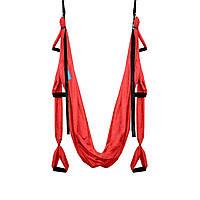 Гамак йога (аэройога гамак) Yoga swing FI-4439