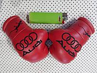 Підвіска (боксерські рукавички) AUDI RED-BLACK