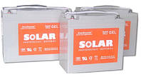 Гелевые аккумуляторы EverExceed серии SOLAR GEL RANGE