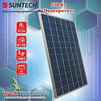 Солнечная батарея SunTech 330 Вт, Poly, фото 1