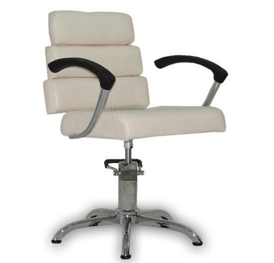 Парикмахерское кресло Italpro кремовый