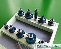 Набор концевых фрез Stehle для ручного фрезера, 10 шт., фото 1