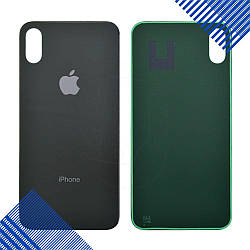 Задняя крышка iPhone X, цвет space grey
