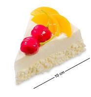 """Пирожное декоративное, магнит """"Ягодное удовольствие"""" QS-01/6, фото 1"""