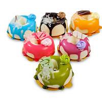 Набор из 6 декоративных десертов Кураж QS-25