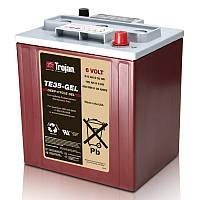 Гелевий тягової акумулятор Troian TE35-GEL, фото 1