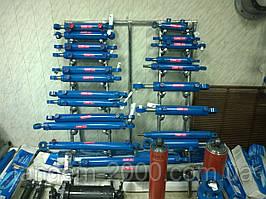 Гидроцилиндр прицепа 2ПТС-4М (3-х штоковый)