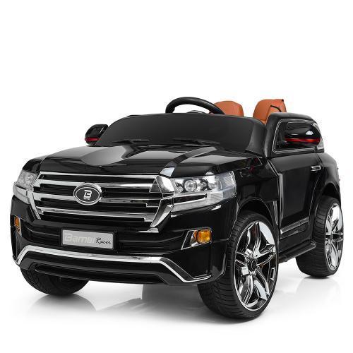 Детский электромобиль Джип M 3984EBLRS-2 черный