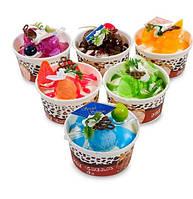 Набор из 6 декоративных мороженых QS-12