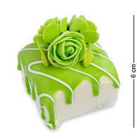 Десерт декоративный, магнит Сладкие розы QS-15/2, фото 1