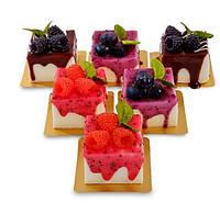 Набор из 6 декоративных десертов Роскошь QS-20