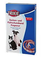 Trixie TX-4003 Ошейник против блох и клещей для котов и мелких собак 35см