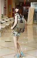 Повседневный  рюкзак. Стильний рюкзак. Рюкзаки женский. Современные рюкзаки.Код: КРСК65, фото 1