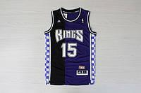 Мужская баскетбольная майка Sacramento Kings Retro (DeMarcus Cousins) Purple, фото 1