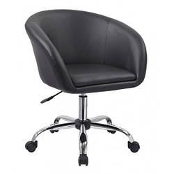 Стул мастера, кресло для маникюра HC-8326K черный