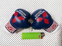 Підвіска (боксерські рукавички) MITSUBISHI BLUE
