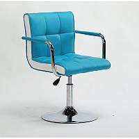 Кресло для клиента салона красоты, стул со спинкой HC 811N