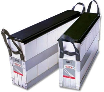 Никель-кадмиевые аккумуляторные батареи SAFT Tel.X для телекоммуникаций