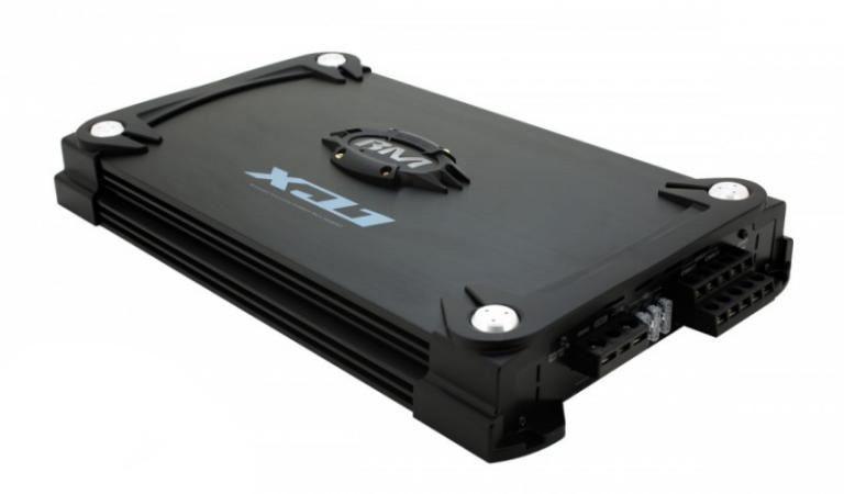 Автомобильный усилитель Boschmann XJ1- M 5968 звуковой усилитель бошман в машину