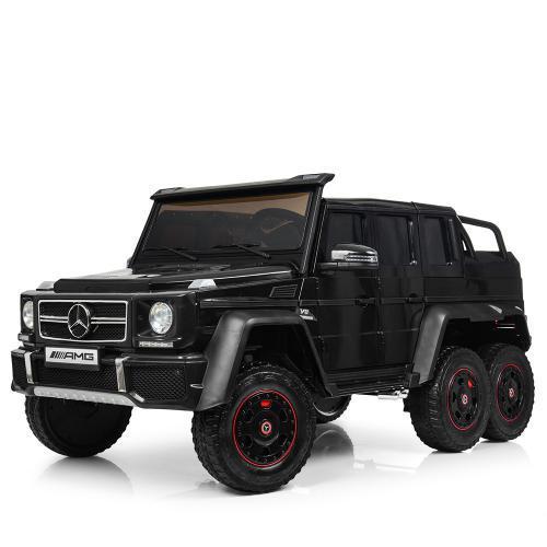 Детский электромобиль Джип M 3971EBLR-2 черный