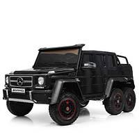 Детский электромобиль Джип M 3971EBLR-2 черный, фото 1