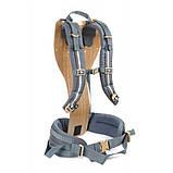 Треккинговый рюкзак Granite Gear Nimbus Trace Access 60/60 Rg Red/Moonmist, фото 4