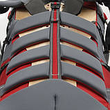 Треккинговый рюкзак Granite Gear Nimbus Trace Access 60/60 Rg Red/Moonmist, фото 3