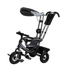 Велосипед трехколесный Mini Trike надувные колеса Граффит