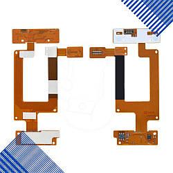 Шлейф для Nokia C2-03, C2-02, C2-06, C3-03
