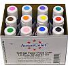 Набор красок Americolor Ученический