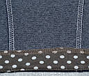 Кофта трикотажная Jeans Божья Коровка роз (Nicol, Польша), фото 6