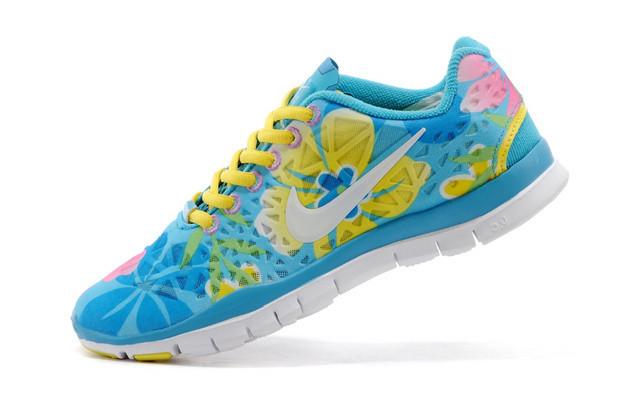 Кроссовки женские Nike Free TR Fit 3 Breathe / WRUN-183
