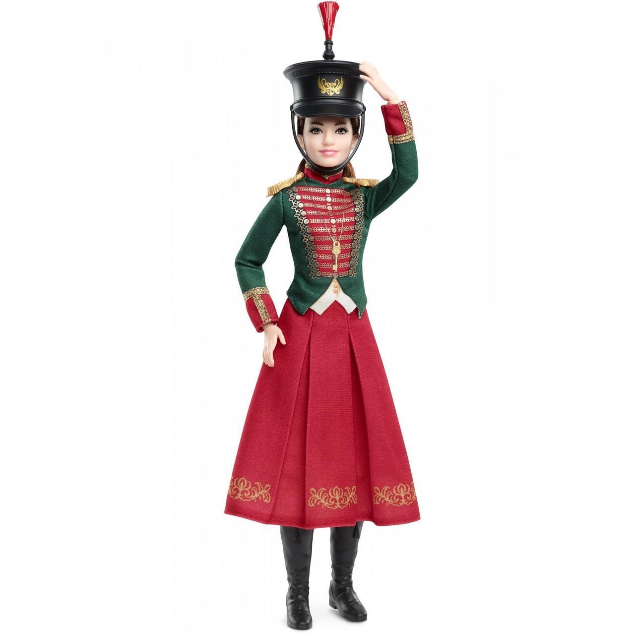 Кукла Барби Клара Щелкунчик и четыре королевства Barbie The Nutcracker and the Four Realms Clara Toy Soldier