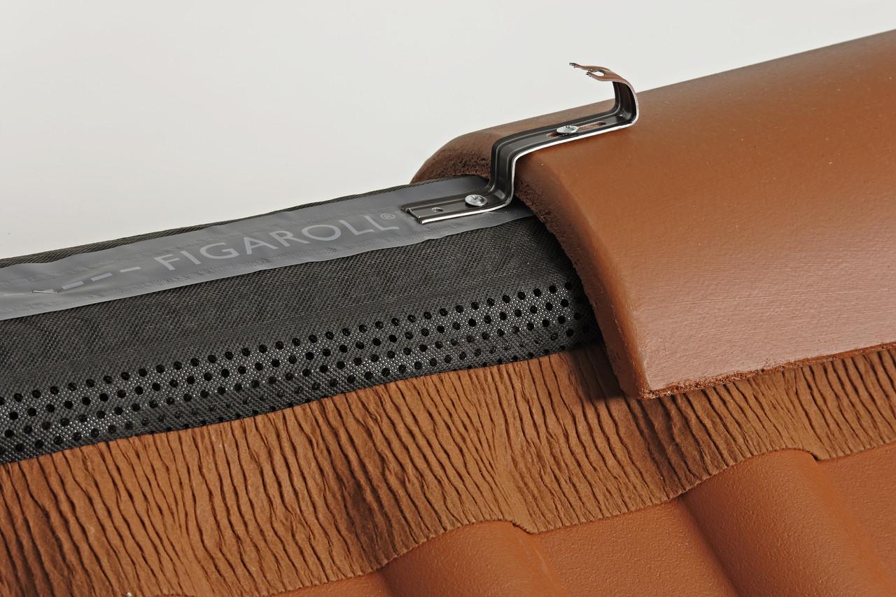 Figaroll (Braas/Monier) вентиляционная коньковая лента