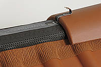 Figaroll (Braas/Monier) вентиляционная коньковая лента, фото 1
