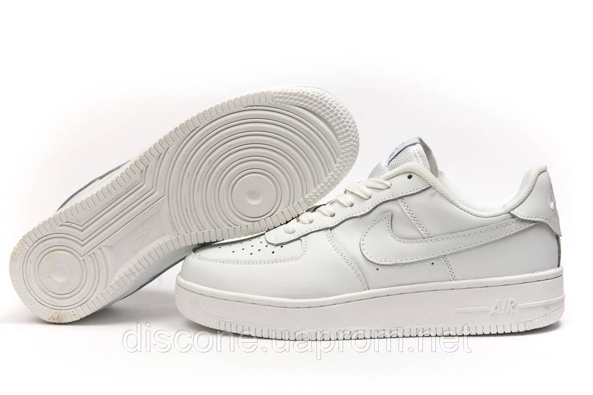 Кроссовки мужские 14892 ► Nike Air, белые ✅Скидка % ► [ нет в наличии ]
