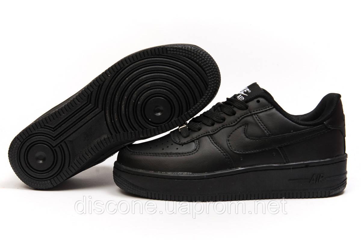 Кроссовки женские 14901 ► Nike Air, черные ✅Скидка % ► [ нет в наличии ]