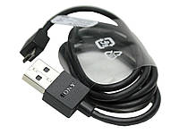 Дата-кабель USB-MicroUSB Sony EC801 (EC803), фото 1