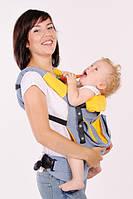 Эргономичные рюкзаки, слинги, переноски для детей