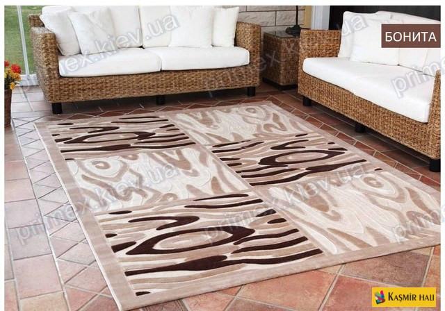 Акрилові рельєфні килими Bonita (Туреччина) з 3D малюнком