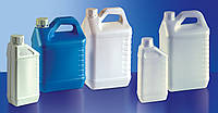 Канистра 20 литров пластиковая б/у